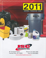 Request Your 2011 Janitorial Products Catalog