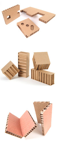 Honeycomb is a lightweight yet extremely strong and durable custom-engineered kraft paper material that is an economical solution for a broad range of packaging applications.