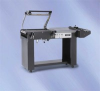 The Conflex E-250 Automatic L-Bar Sealer for use in various shrink wrap applications