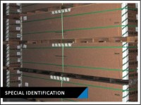 Angleboard products allow for special identification of products
